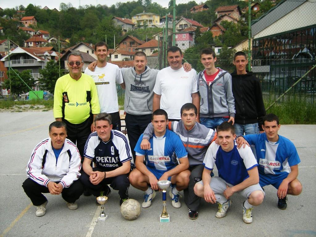Победници турнира